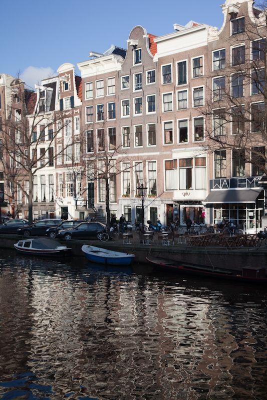 Princesgracht in Amsterdam