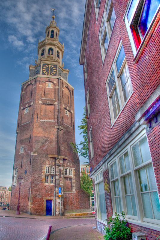 Amsterdam tower