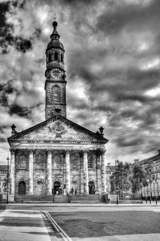 St Andrews church in St Andrews sq in Glasgow