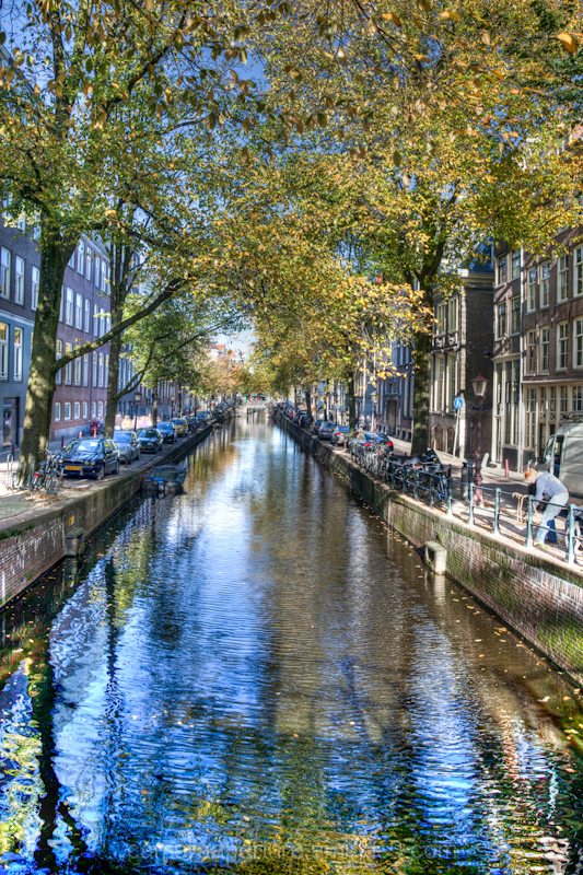 A canal view