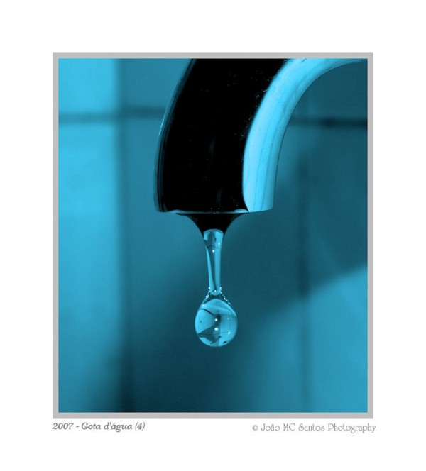 Gota d'água 4