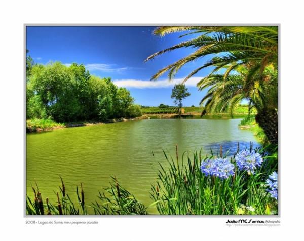 Lagoa do Sume, meu pequeno Paraíso