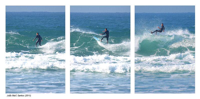 Triptico Surf