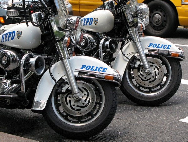 NYPD Bikes