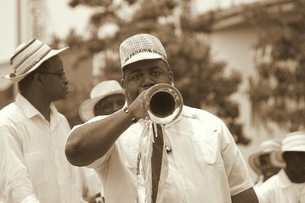 1st Panamanian Drum & Bugle Corps