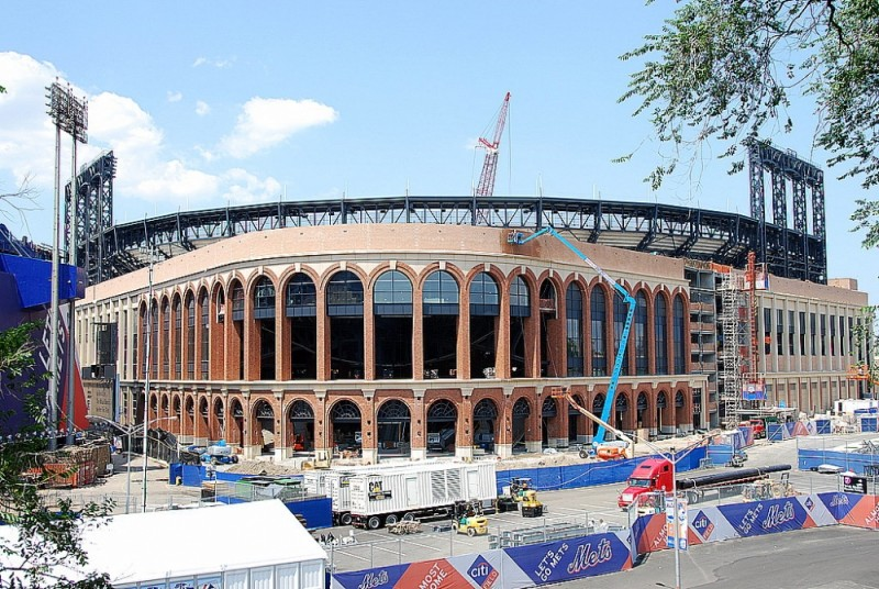 Building The Mets New Home