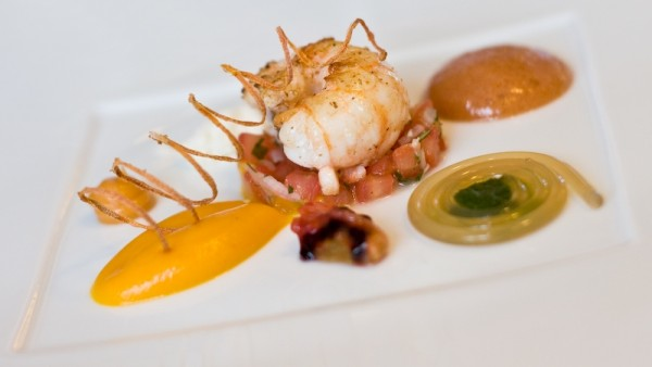 tamarillo, norway lobster, scampi