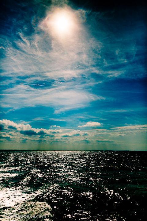 The black ocean