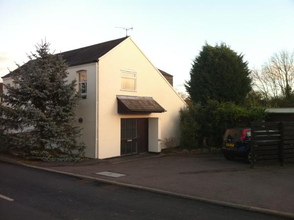 Bundey's old house where 'Bigga' always had to...
