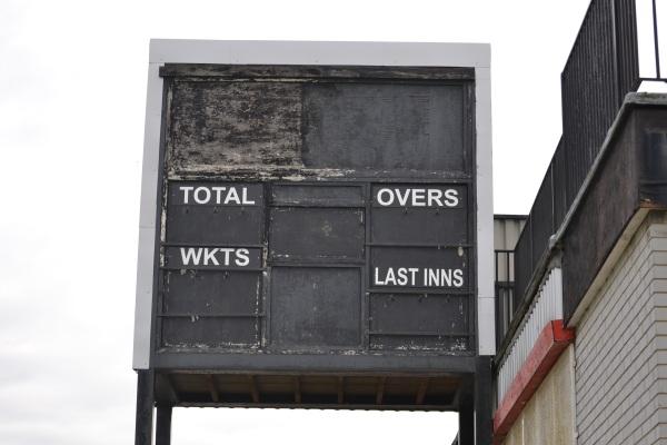 no wickets