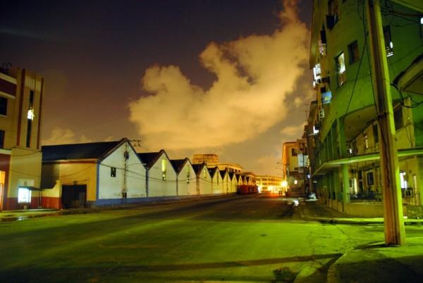 cuba havana at night copyright meagan cignoli