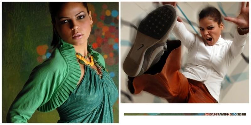model girl fashion
