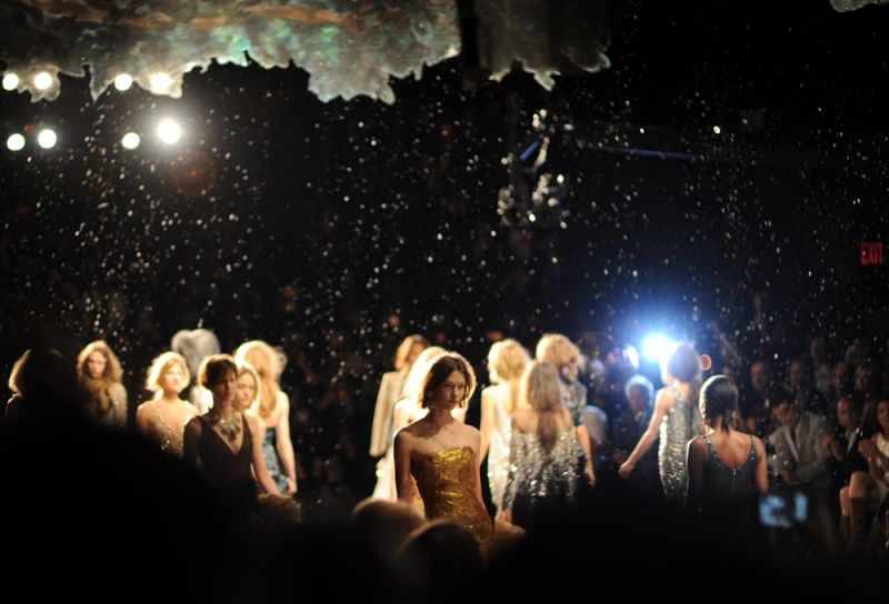fashion week nyfw isaac mizrahi meagan cignoli