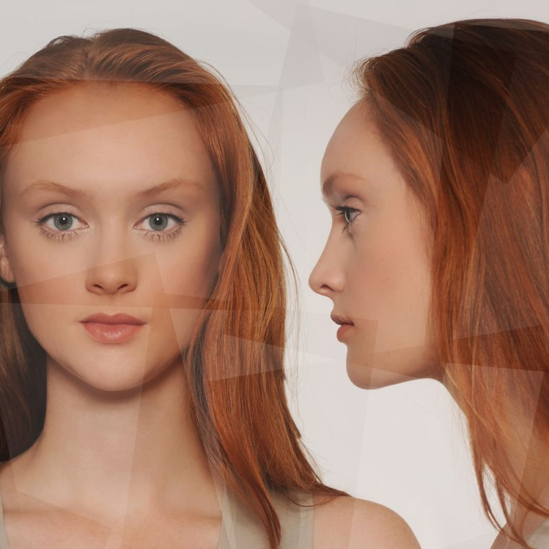 Meagan Cignoli Model Beauty post production photo