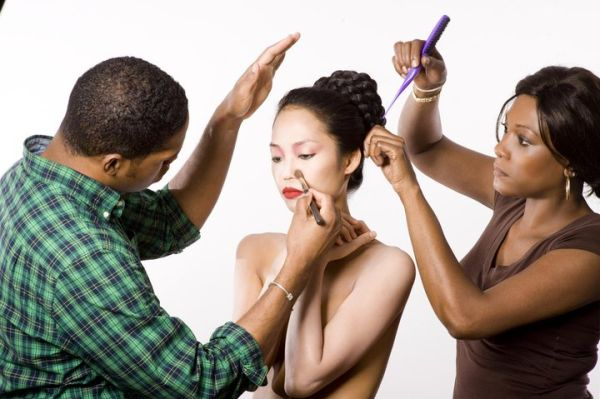 behind the scenes beauty with meagan cignoli