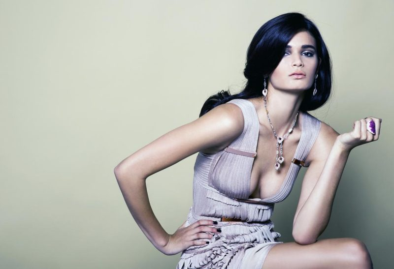 Million Dollar jewelry editorial by Meagan Cignoli