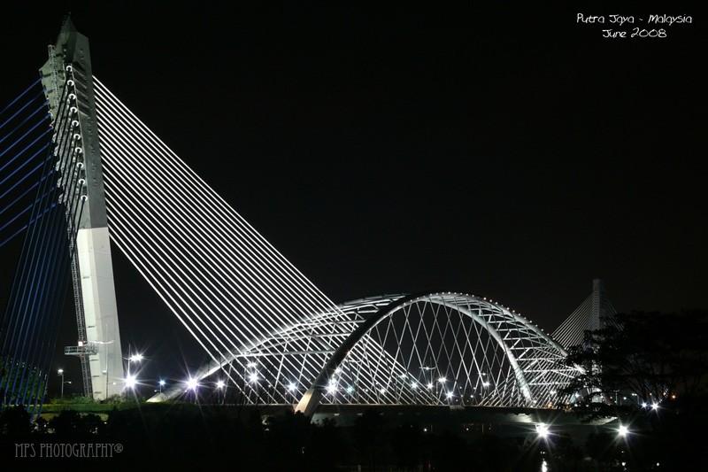 Wonderful Bridge (Putra Jaya)