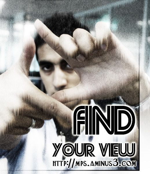 Find Your View...
