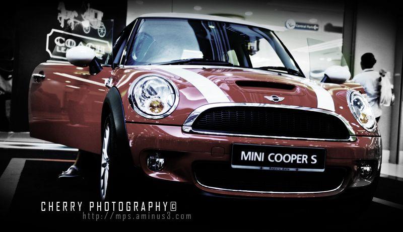 miniCooper S...