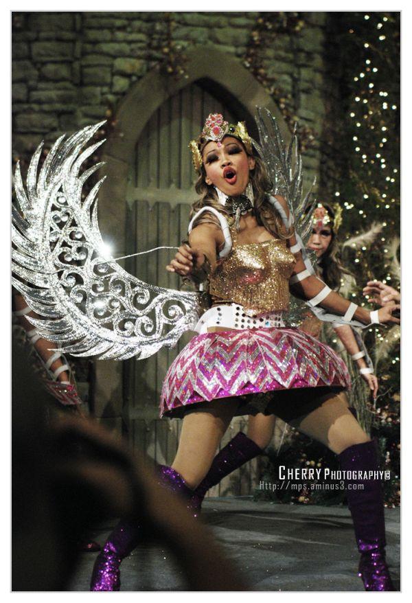 Christmas Dance...