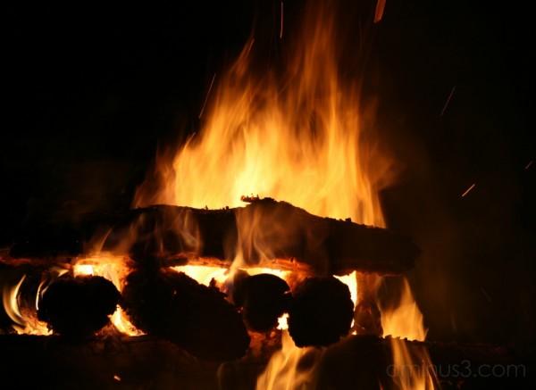 Keep The Fire Burnin'
