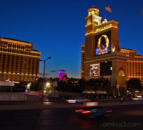 Las Vegas on the Road