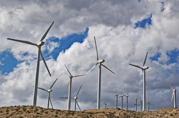 Wind Mills - Palm Springs