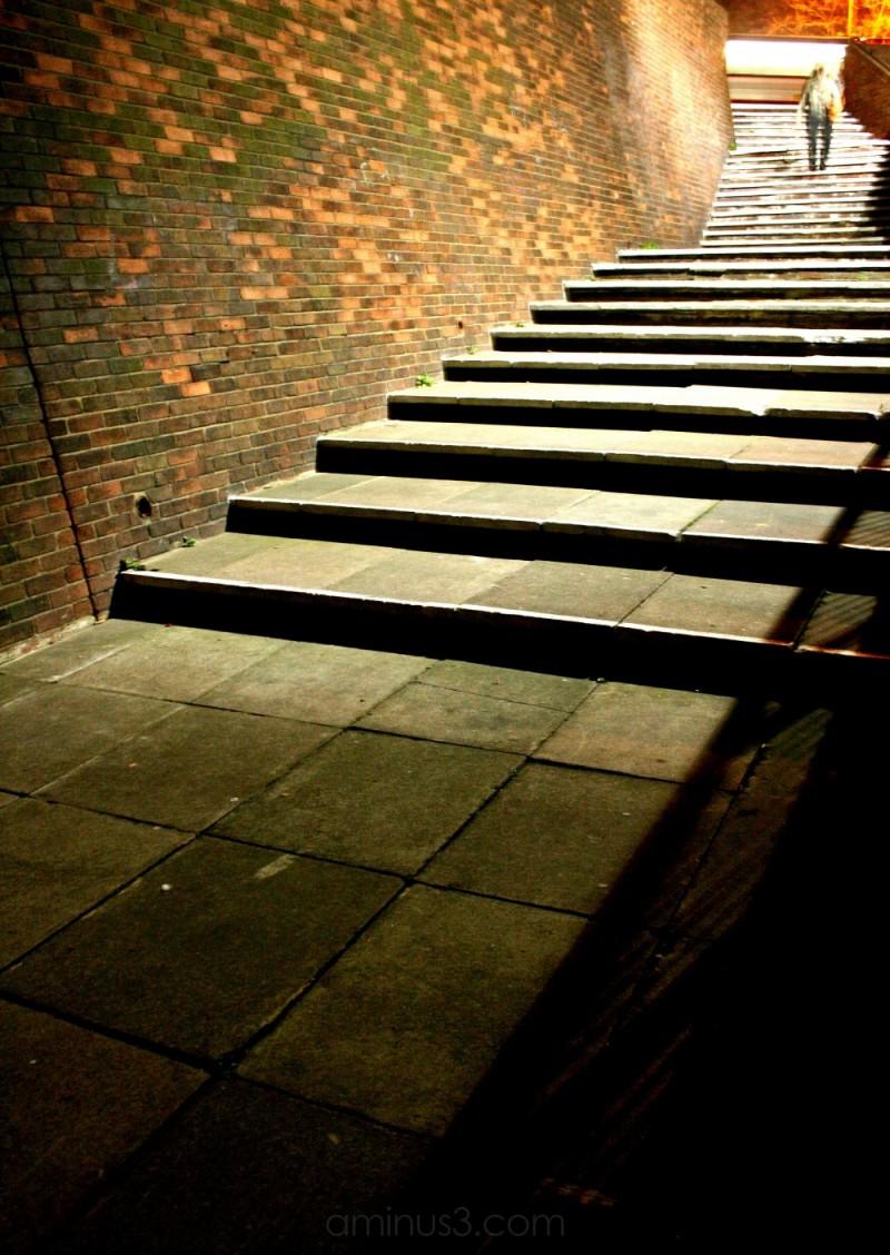 Steps, Morden Mount