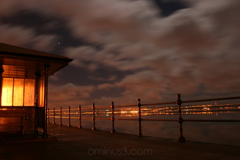 Shelter, West Kirby Promenade