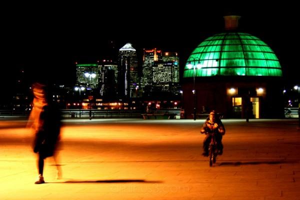 london greenwich docklands