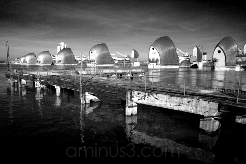 Thames Flood Barrier