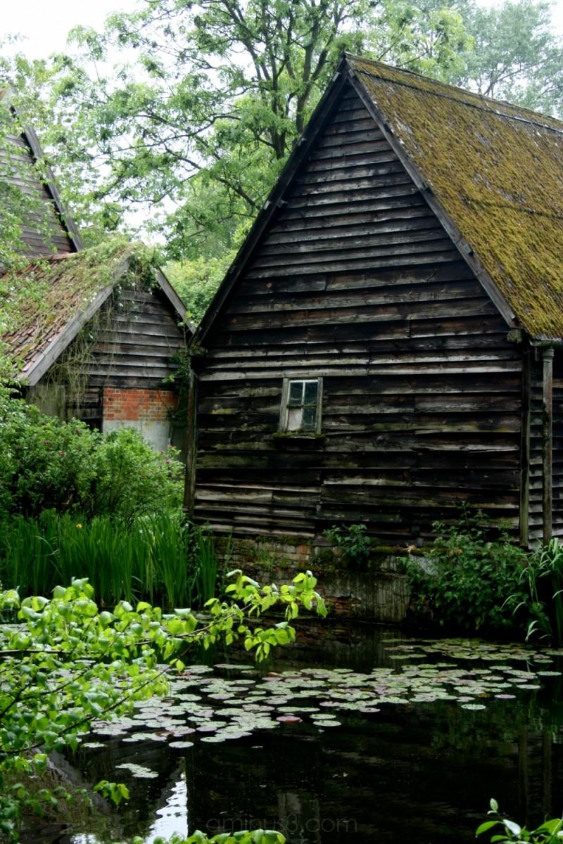 Farm Buildings, Suffolk