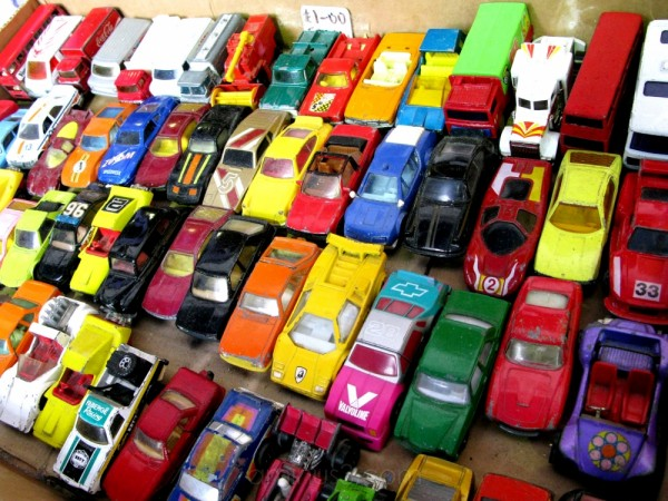 Matchbox Car Park