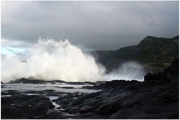 Bater das ondas