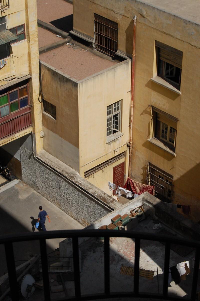 Casablanca rooftops