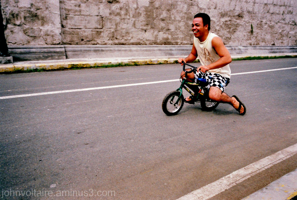 bike to play - Manila