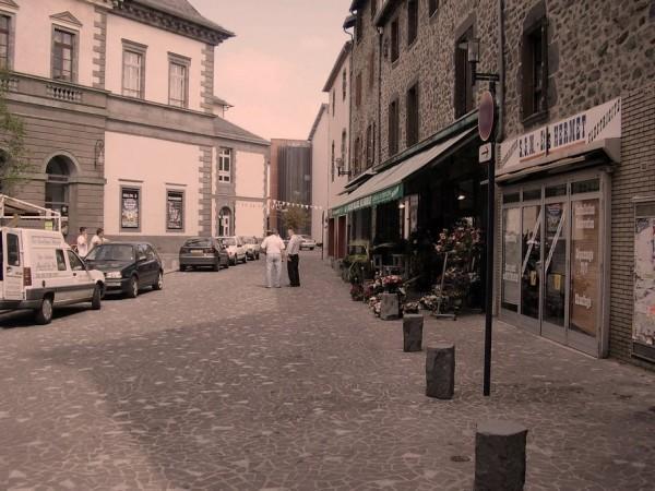 Place du Palais - Saint-Flour