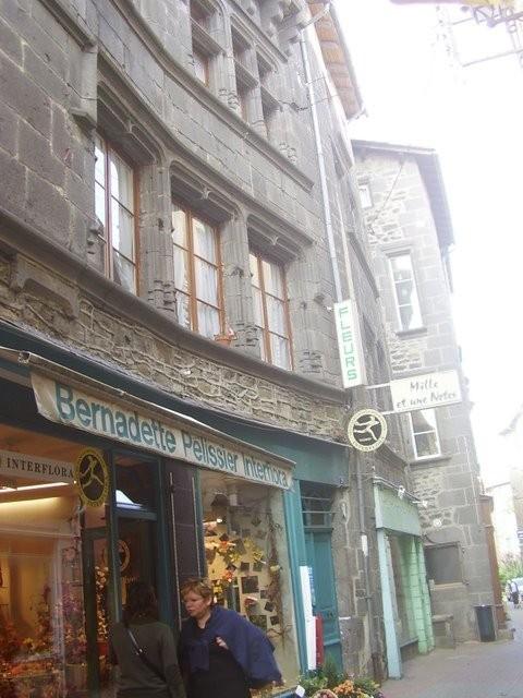 Rue Marchande # 2 - Saint-Flour