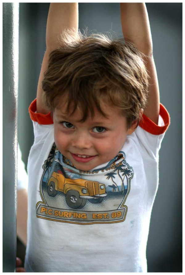 Hanging Evan
