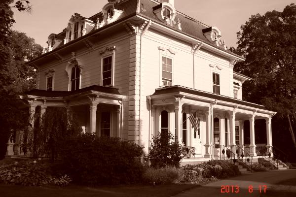 Proctor Mansion Wrentham, MA