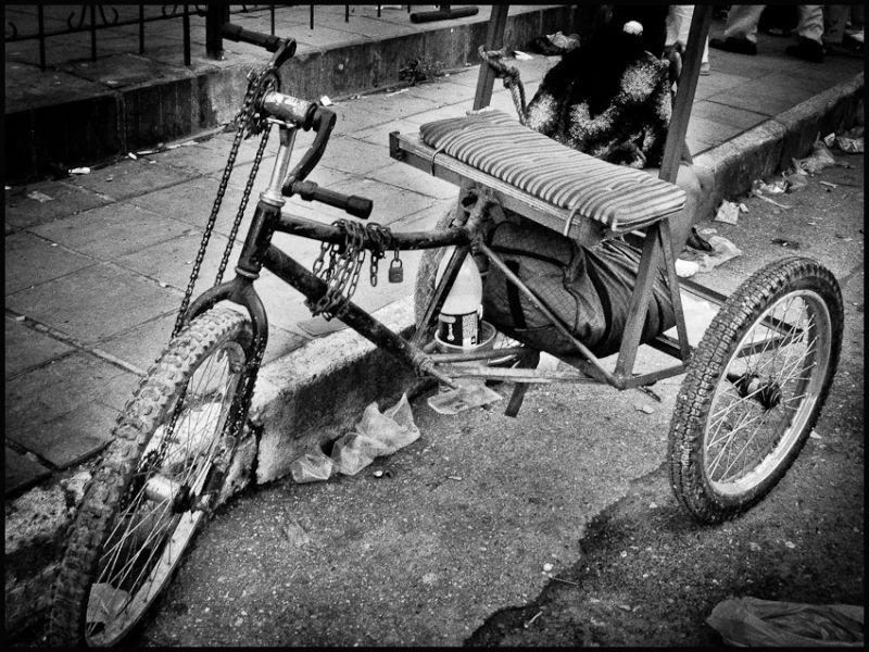 Wheelchair...