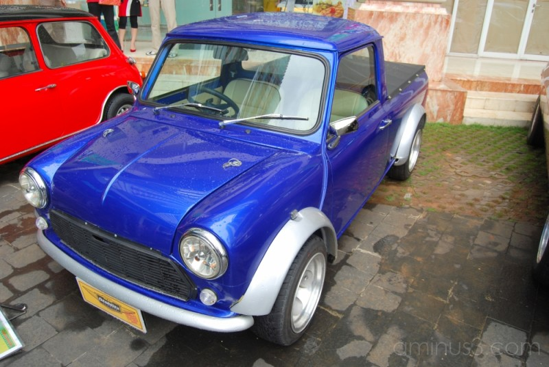 Morris Mini Pickup Transportation Photos S Scapes