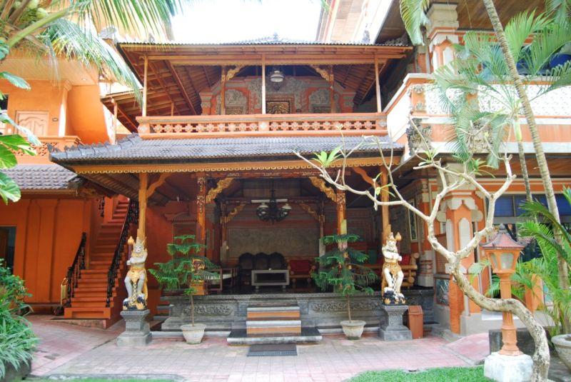 Traditional architecture Bali