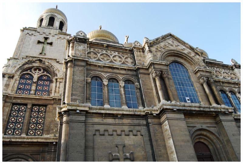 Theotokos Cathedral- Varna,Bulgaria