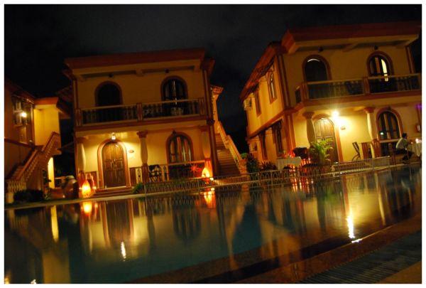 Terra parasio resort