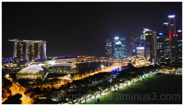 Vibrant Singapore