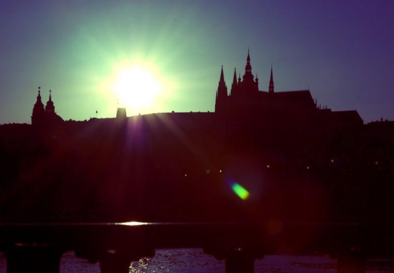 agains the sun