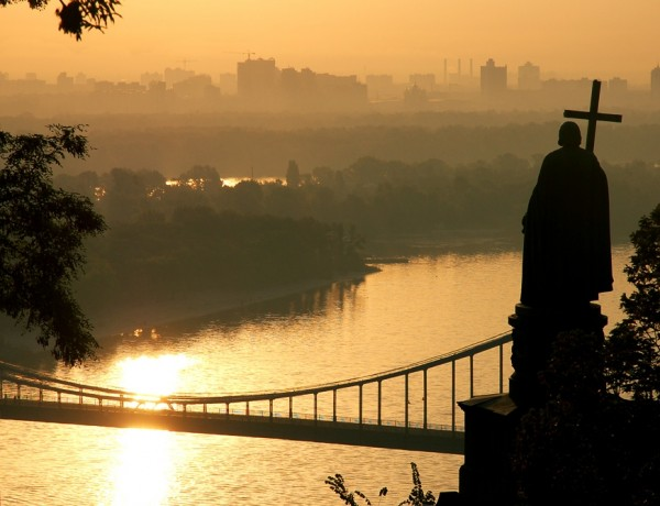 Kyiv morning