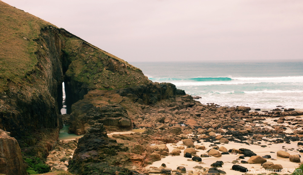 somewhere in Cornwall