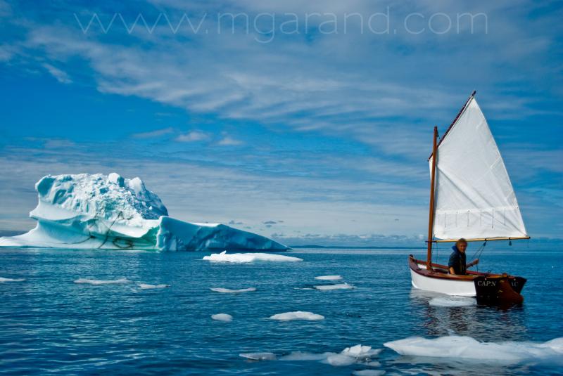 Solo Sailing The North Atlantic